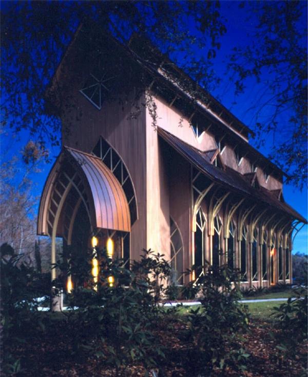 2000 - Baughman Center, University of Fl