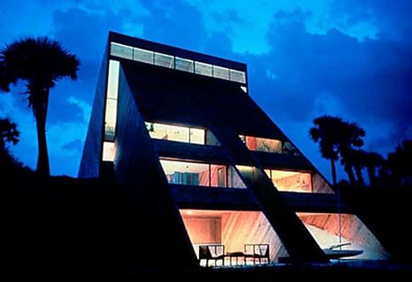1972 - William Morgan Residence, Atlanti