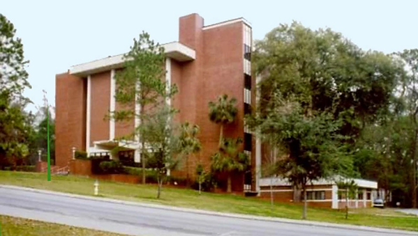 1969 - Life Science Psychology Building,