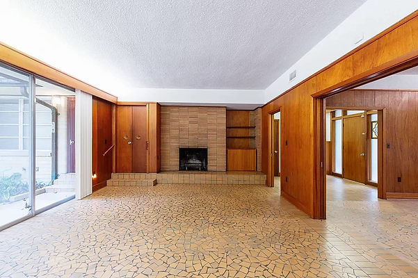 1957 - Hartman Residence, Elizabeth Plac