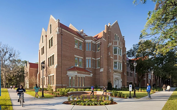 2017 - Newell Hall, remodel, University