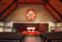 St Michaels Eposopal Church, interior.jp