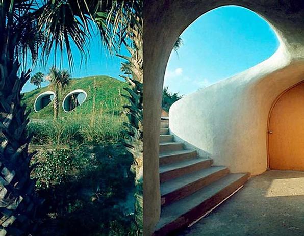 1975 - Dune House, Atlantic Beach, Flori