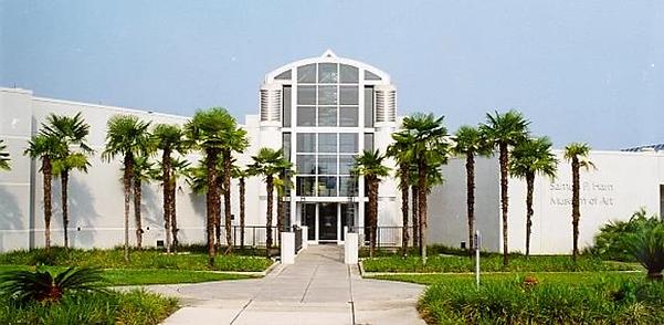 1990 - University of Florida's Harn Muse