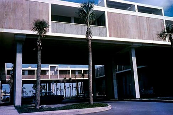 1967 - Sea Place Apartments, Ponte Vedra