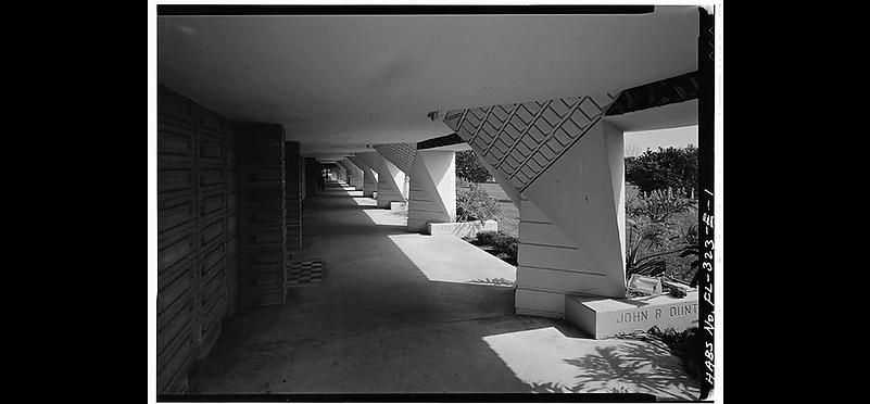 Esplandes, Florida Southern College, Lak