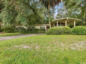 Mid-Century Modern Home in Westmorland Neighborhood, Gainesville, Florida