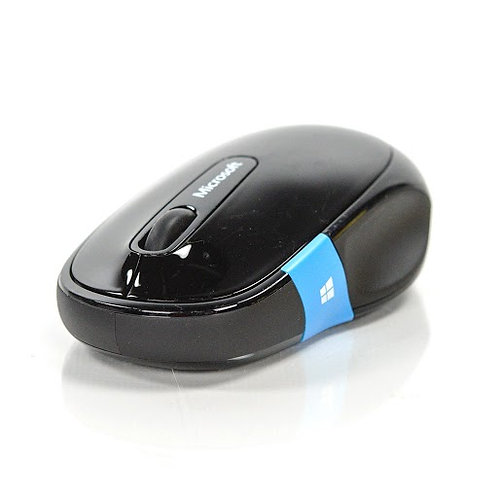 Microsoft - Sculpt Comfort Bluetooth Optical Mouse | In-Store Pick Up