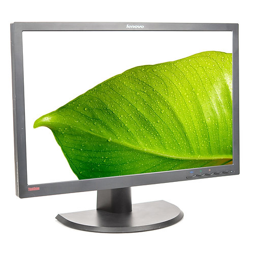 """Lenovo ThinkVision LT2452p 24"""" Widescreen 1920x1200 Monitor 