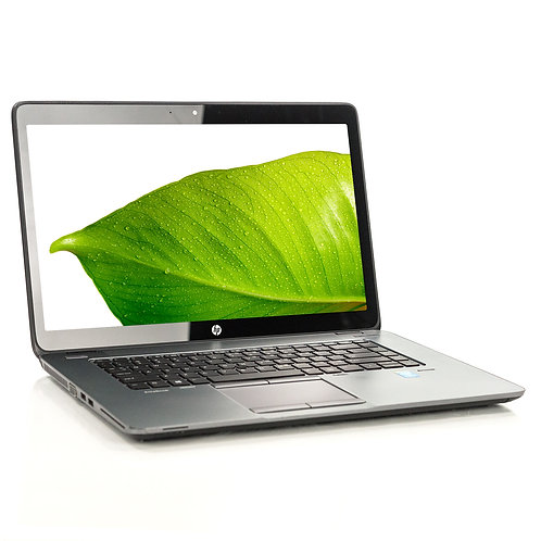 "HP EliteBook 850 G2 15.6"" Touch Screen i5-5300u Laptop 