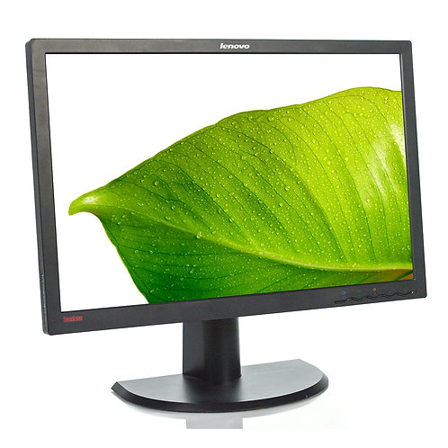 "Lenovo ThinkVision L2440p 24"" Widescreen 1920x1200 Monitor 