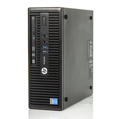 HP ProDesk 400 G2.5 | i3-4170 SFF | In-Store Pick Up