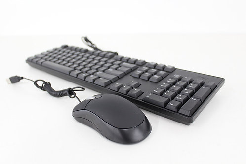 Dell USB Keyboard and Mouse Bundle | In-Store Pick Up