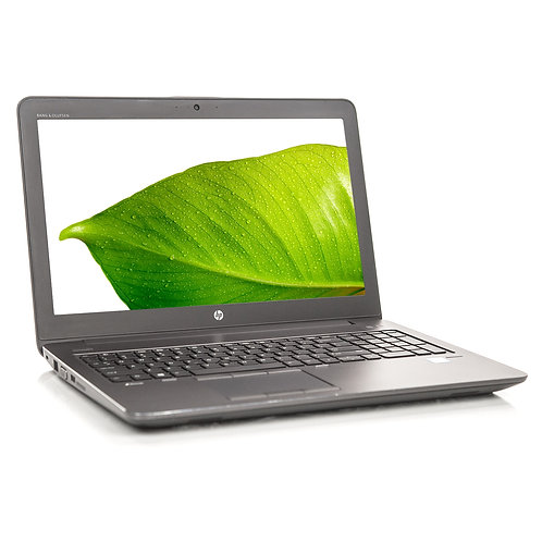 "HP ZBook 15.6"" Workstation 