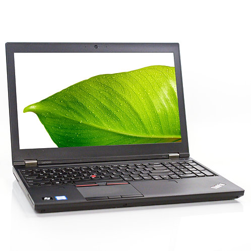 "Lenovo Thinkpad P50 15"" Gaming Laptop 