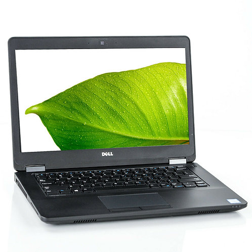 "Dell Latitude E5470 14"" i5-6300u Touch Screen Laptop 