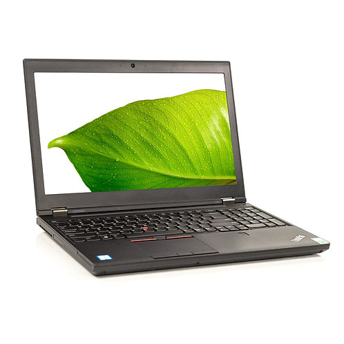 "Lenovo ThinkPad 15"" P51 i7-7820HQ Laptop 