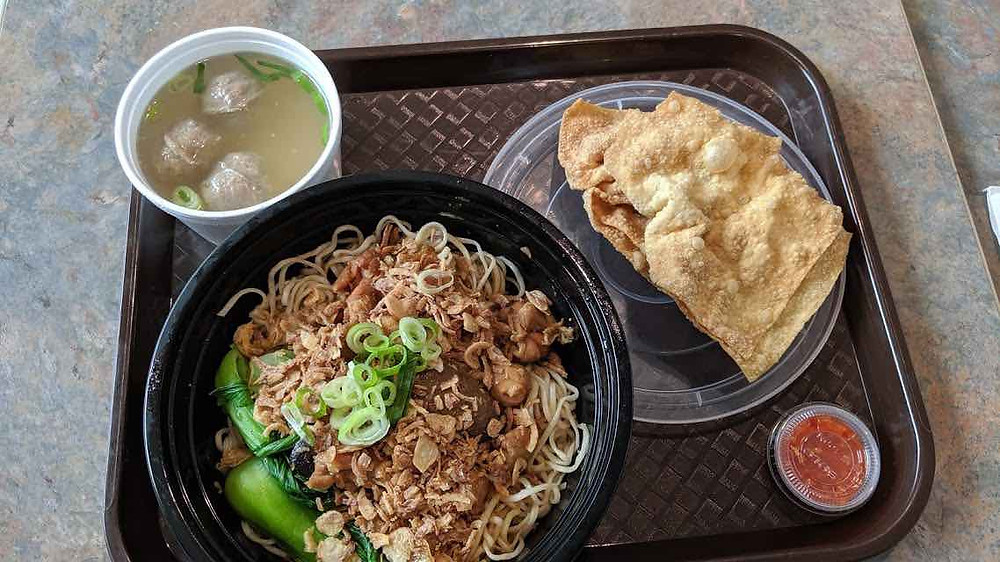 Special Noodle from Warung Kampung