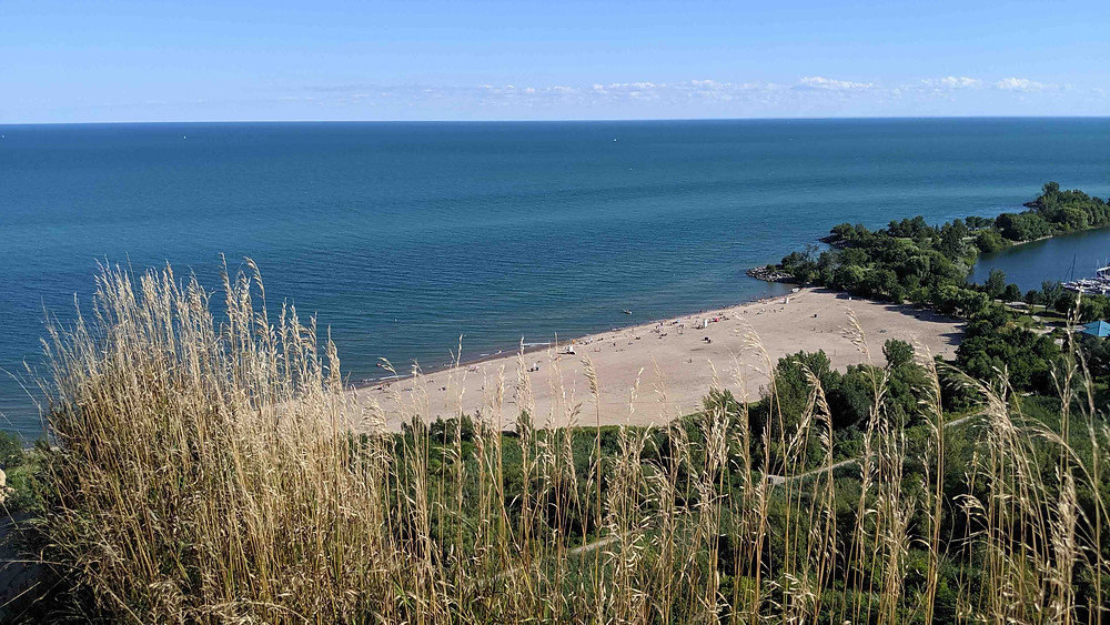 Bluffers Park Beach