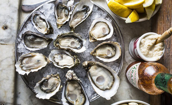 Diana's Oysters