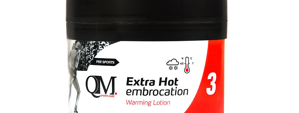# 3 EXTRA HOT EMBROCATION ( ...+10c) 200ML