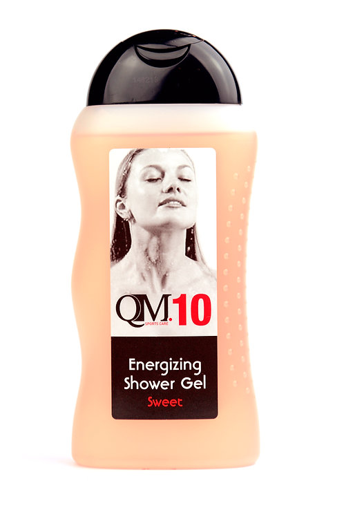 # 10 ENERGIZING SHOWER GEL 250ML