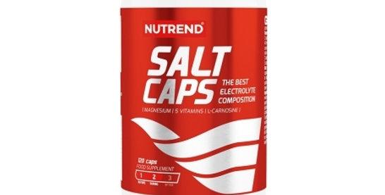 NUTREND SALT CAPS ( 120 TAB)
