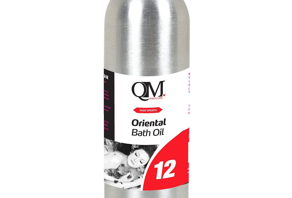 # 12 BATH OIL ORIENTAL 250ML