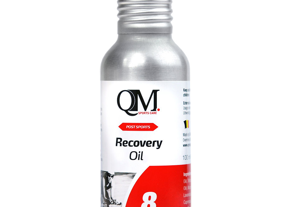 # 8 POST SPORTS RECOVERY OIL 100MLa