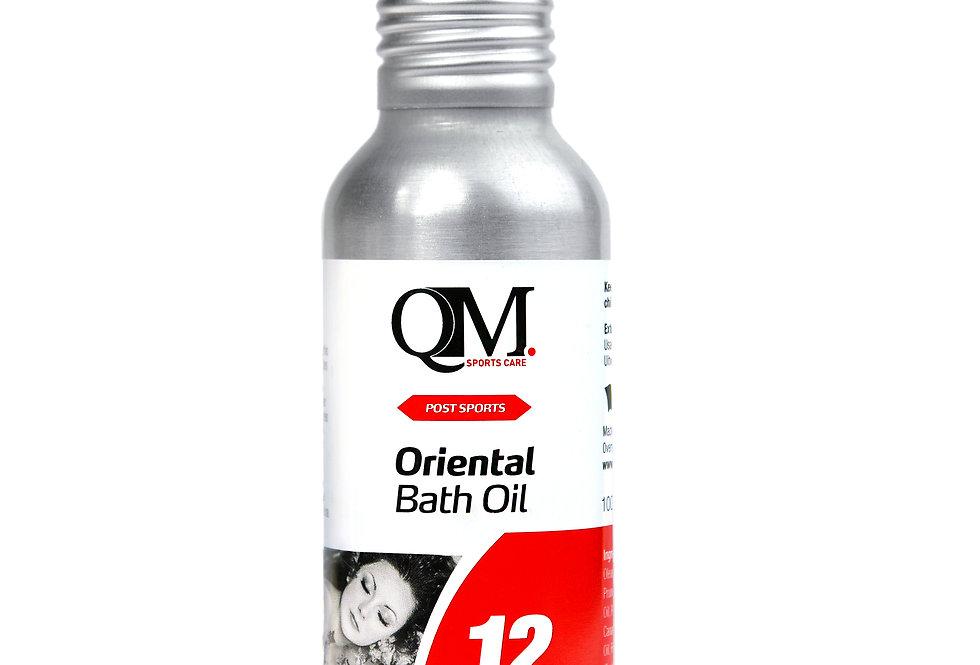# 12 BATH OIL ORIENTAL 100ML