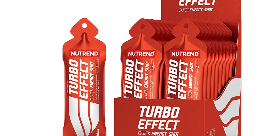 Nutrend TURBO EFFECT 25 ml