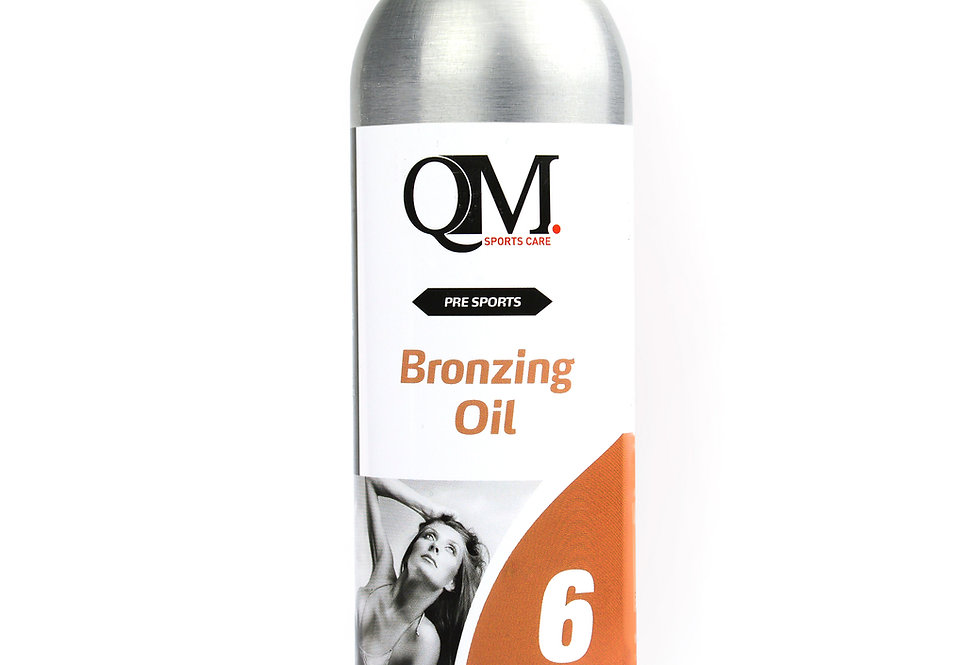 # 6 PRE SPORTS BRONZING OIL 250ML