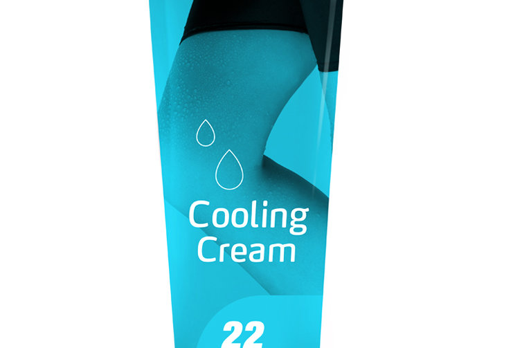 # 22 COOLING CREAM 150ML