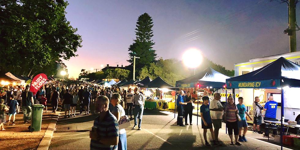 Rotary Mundaring Night Market
