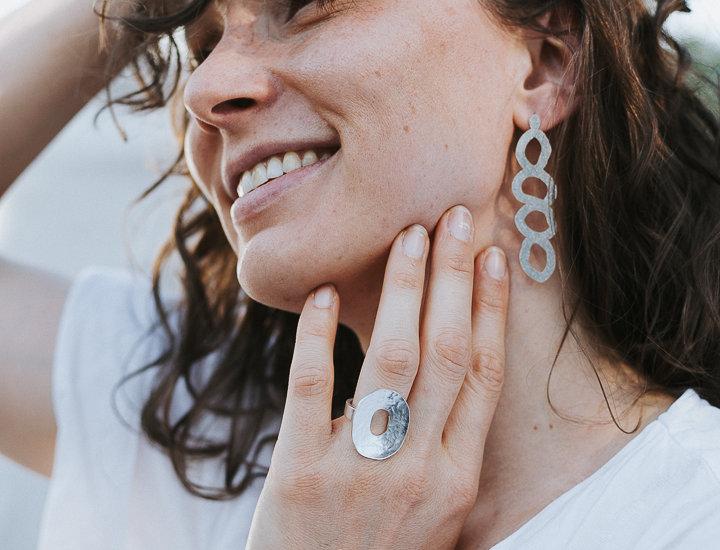 Graceful Balance Earrings
