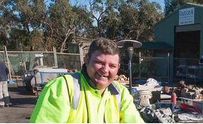 Hampton Park site worker.JPG