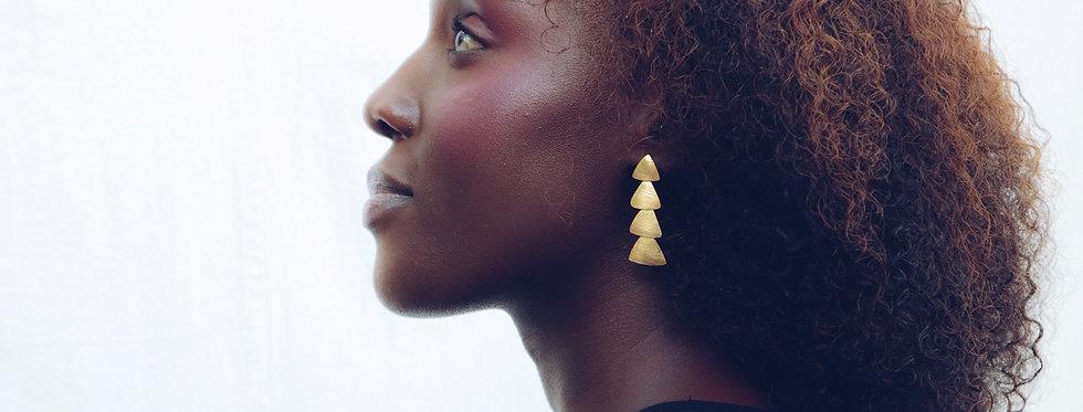 Artemis Chain Reaction Earrings