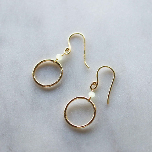 Spirited Chalcedony Earrings - RRP $59.95