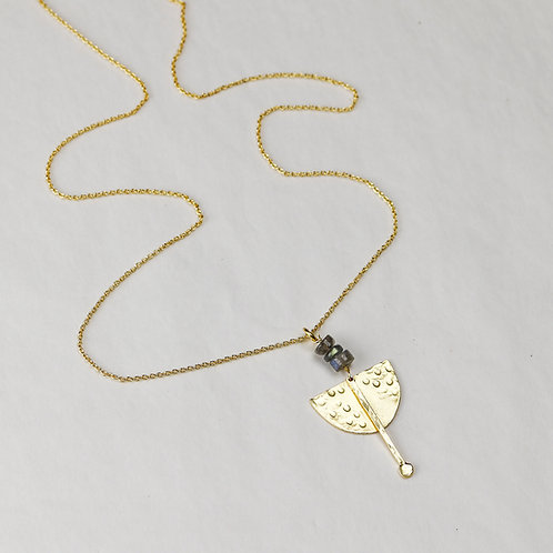 Spirited Strength Labrodite Necklace - RRP $69.95