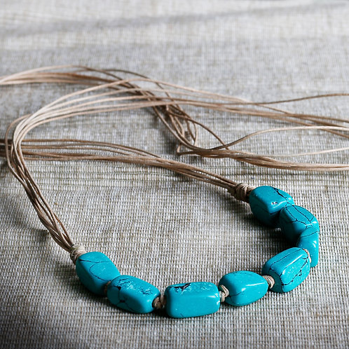 Turquoise Wonder Necklace - RRP $69.95
