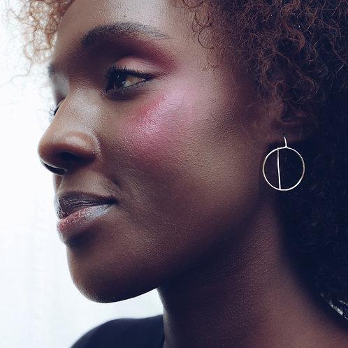 MyPower Circle Earrings - RRP $79.95