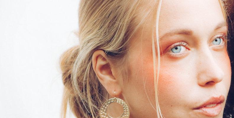 Upcycle Flourish Earrings