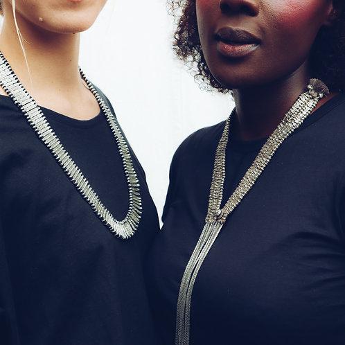 Silver Necktie - RRP $129.95
