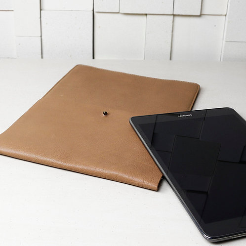 Stylish Leather Tablet & Document Sleeve - RRP $79.95