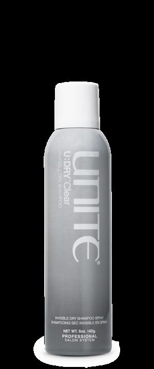 UDry Clear Dry Shampoo
