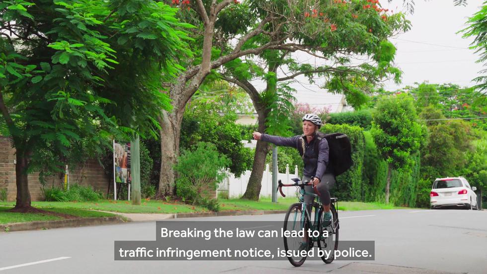 Uber & Bicycle Queensland