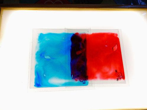 Kit pads de colores