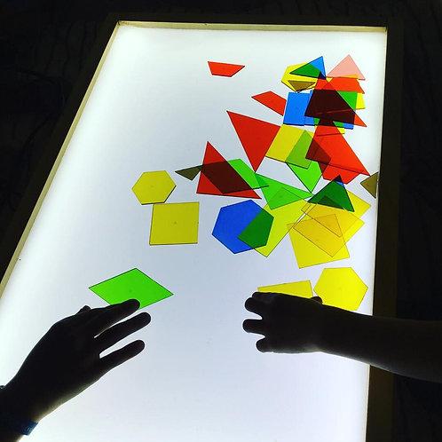 Kit de figuras geométricas
