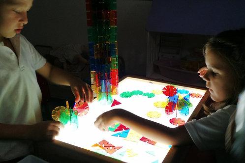 Guía digital y pedagógica para Cajones Lumínicos