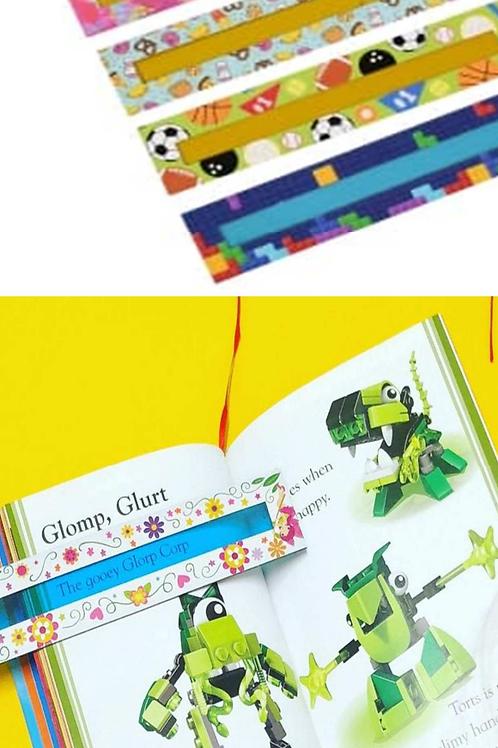 Tiras / Guías de lectura